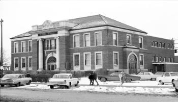 Court House - ca.1960s - Provincial Archives of Alberta A948b