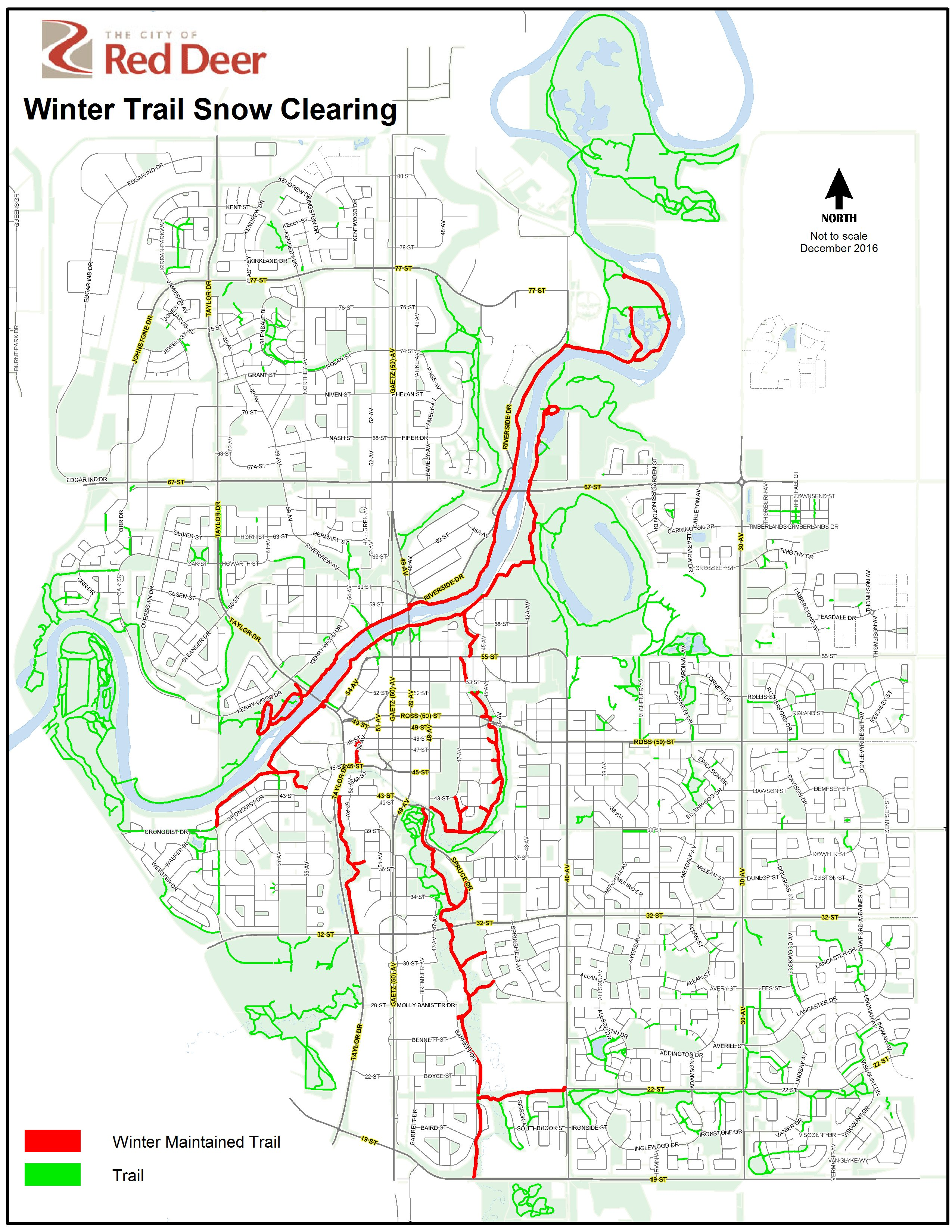 Parks and Trails - The City of Red Deer on