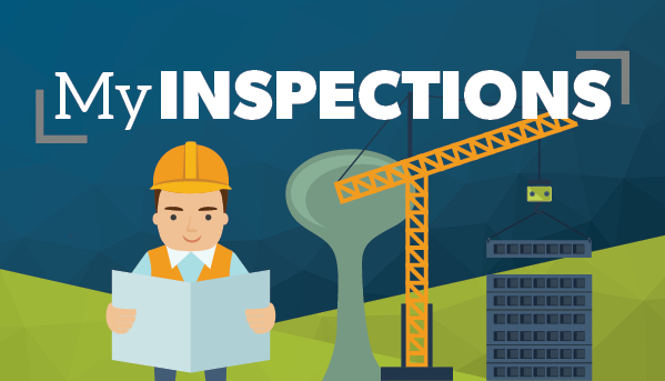 graphic design for MyInspections