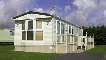 picture of a mobile home