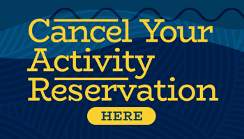 Cancel your Activity Reservation