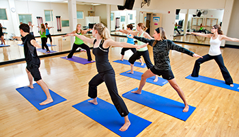 Drop in Fitness Classes - Yoga Fusion class