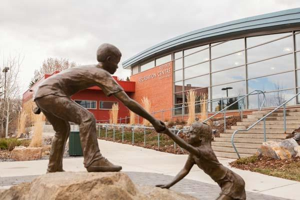 Recreation Centre 2014 - Ghosts Public Art - Feature Image