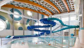 Image of the GH Dawe Waterslides