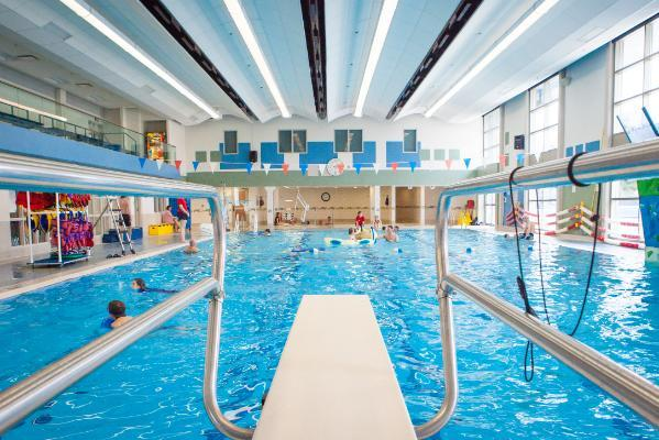 Recreation Centre Indoor Pool The City Of Red Deer